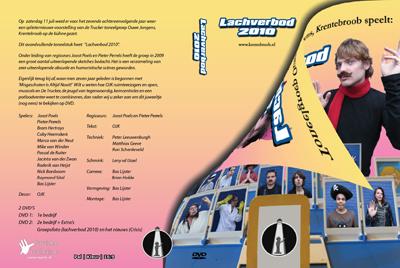 Lachverbod 2010 op DVD