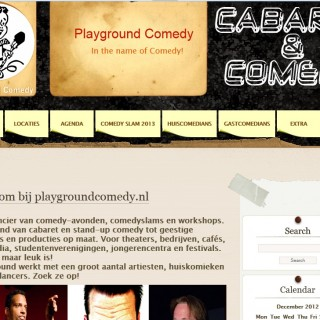 Playground oud