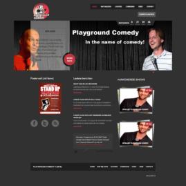 Playgroundcomedy.nl
